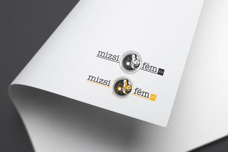mizsifém logo mockup 1